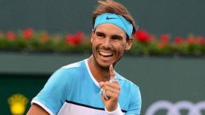 Rafael Nadal s-a calificat în optimile de finală la US Open. În finala va juca cu ucraineanul Alexandr Dolgopolov