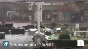 PUBLIKA WORLD. O furtună de 15 minute a ucis 8 oameni şi a rănit alţi 67, în România