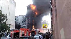 Două persoane AU MURIT în urma unui INCENDIU din oraşul Rostov din Rusia (VIDEO)