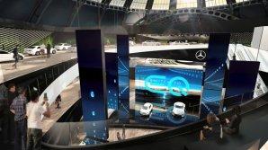 Salonul Auto de la Frankfurt îşi deschide uşile pentru jurnalişti. Mercedes AMG R50, vedeta evenimentului