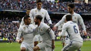 Real Madrid a remizat pe teren propriu cu Levante, scor 1-1