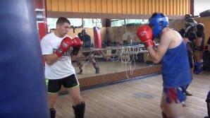 Luptătorul moldovean de K-1 Pavel Voronin va urca în ring la Gala KOK, pe 30 septembrie
