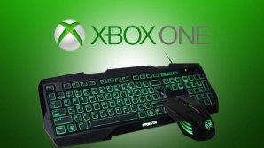 Consolele Xbox One vor putea fi utilizate cu mouse şi tastatură
