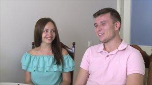 Moldovenii călătoresc pentru a-şi găsi jumătatea. Unde s-au cunoscut şi cum au ajuns să formeze o familie Maria şi Viorel Belinschi