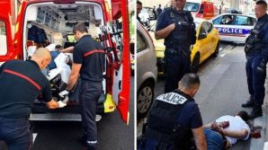 """ATAC la Toulouse. Doi civili şi trei poliţişti, răniţi de un individ care striga """"Allahu Akbar"""""""