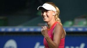 Caroline Wozniacki a câştigat, pentru a treia oară în carieră, WTA Pan Pacific Open