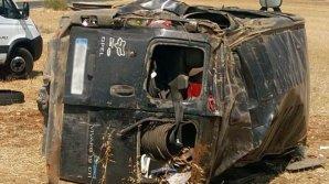 Accident GRAV în Spania. O femeie a murit și alte șapte persoane au fost rănite