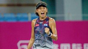 Shuai Zhang a câştigat turneul WTA, desfăşurat la Guangzhou