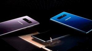 Noul smartphone Samsung Galaxy Note 8 a atins un nivel record de rezervări în SUA