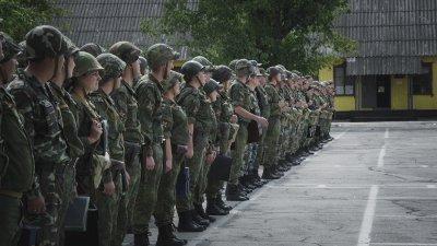 Separatiştii din stânga Nistrului desfăşoară noi exerciţii militare