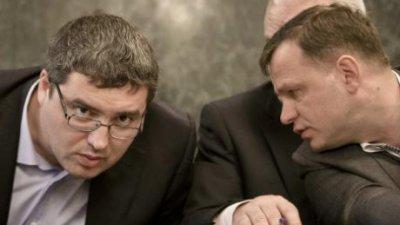 """Năstase şi Usatîi, ca fraţii. """"Partidul Nostru"""" vede în PPDA un aliat de nădejde"""