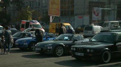 """Mulţi cai putere şi adrenalină. În PMAN a avut loc cursa de automobile """"Lassa Tyres Super Cup"""""""