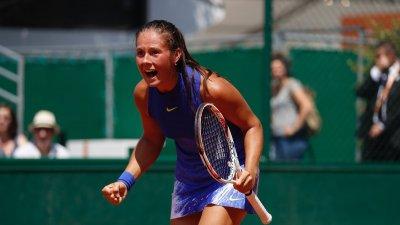 Votată de fani pe site-ul WTA. Kasatkina a reuşit lovitura la turneul de la Toronto