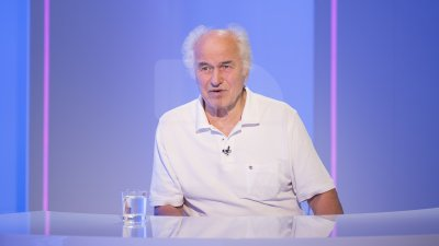 Eugen Doga la 80 de ani în studioul PUBLIKA REPORT. În sfârşit voi veni la ai mei