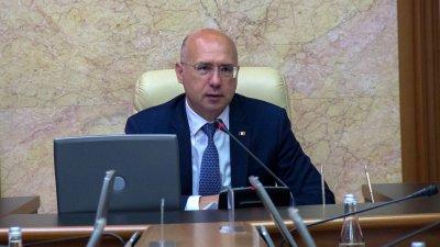 Premierul a convocat dimineață o ședință specială pentru a sesiza Curtea Constituțională în cazul refuzului președintelui de a numi ministrul apărării