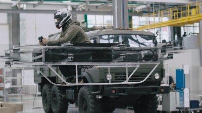 """Motocicleta din """"Star Wars"""" a devenit realitate! Cum arată prototipul unei motociclete zburătoare Kalalşnikov"""