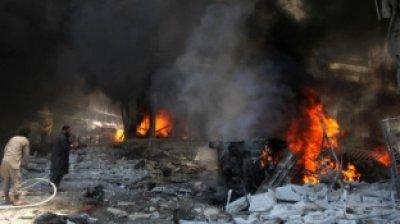 MASACRU în Siria: 850 de militanţi islamişti, au fost ucişi, în ultimele 24 de ore de armata rusă