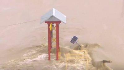 PUBLIKA WORLD: Uraganul Maria a inundat Republica Dominicană (VIDEO)