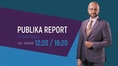 PUBLIKA REPORT. Problemele create de pandemia COVID-19 în municipiul Chișinău