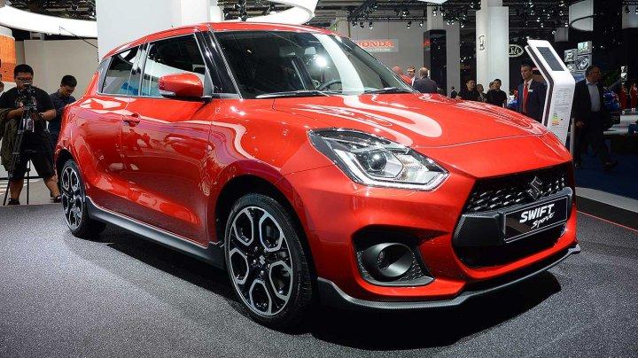Salonul Auto de la Frankfurt. Suzuki a prezentat noua generaţie sport a modelului Swift (VIDEO)