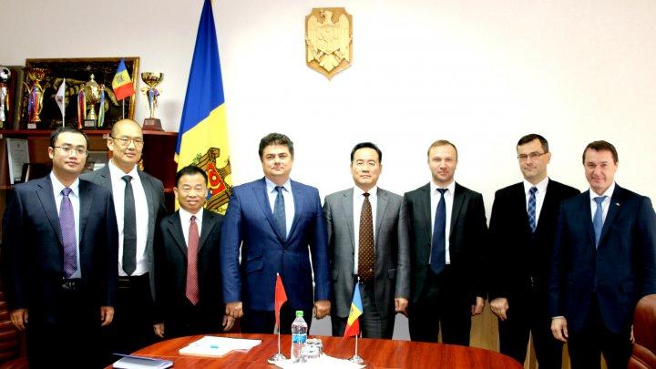Republica Moldova și Republica Populară Chineză vor colabora într-un proiect de reabilitare a drumurilor