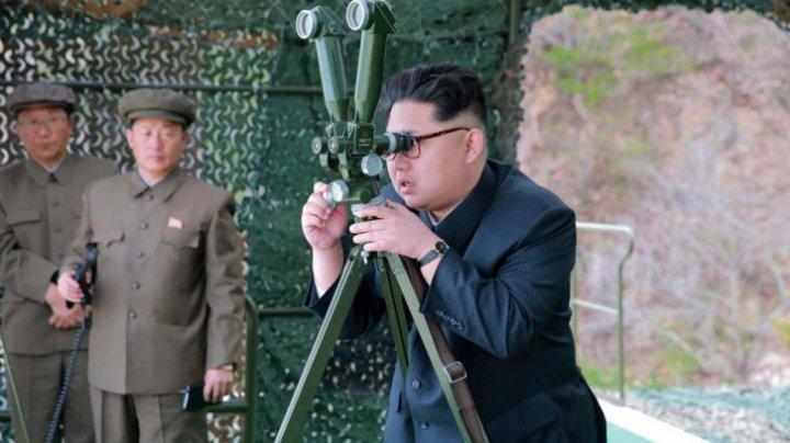 Scene HALUCINANTE în Coreea de Nord. 11 muzicieni acuzați de pornografie, distruși cu tunurile antiaeriene (FOTO)