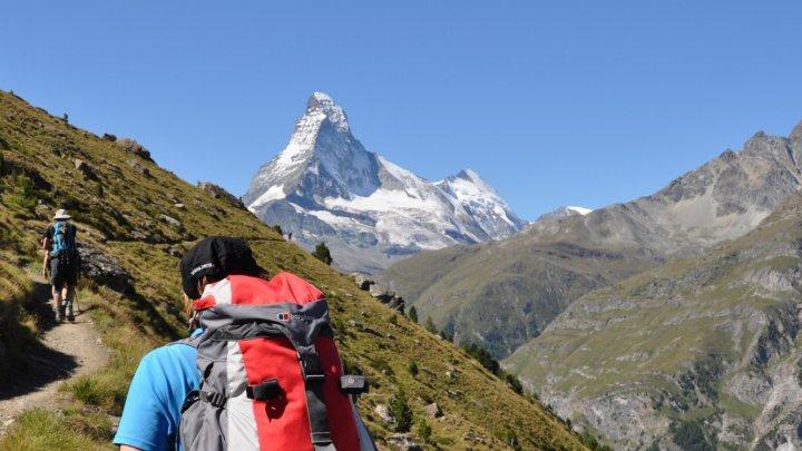 Un alpinist român în vârstă de 38 de ani a murit după o cădere de peste 600 de metri de pe Mont Blanc