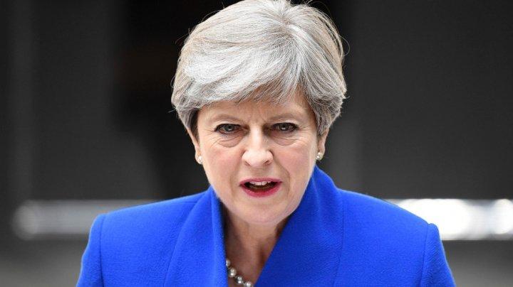 Theresa May va prezenta Parlamentului propuneri de sancţiuni pentru Rusia