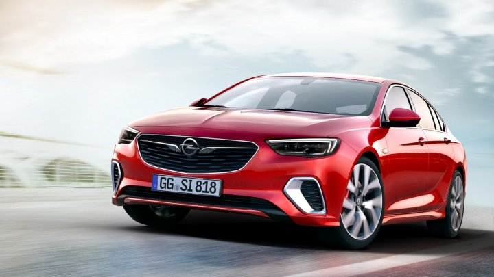 Opel a lansat primul spot pentru sedanul sportiv, Insignia GSi (VIDEO)