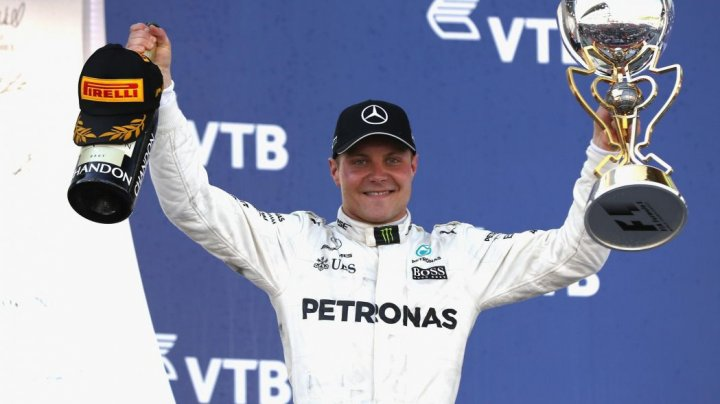Pilotul de Formula 1 Valtteri Bottas şi-a prelungit contractul cu echipa Mercedes până la sfârşitul sezonului 2018