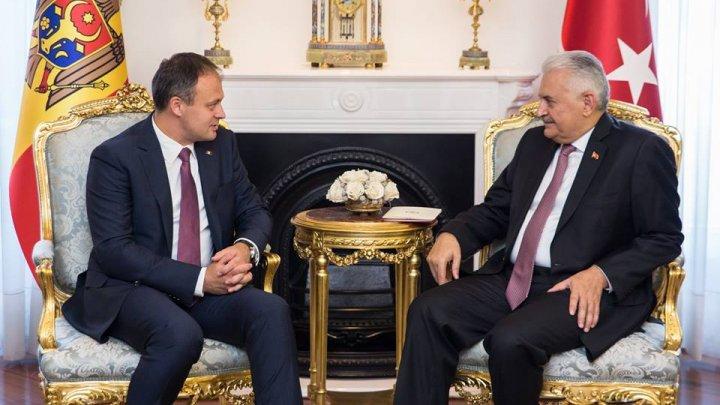 Turcia susține introducerea pe agenda Sesiunii ONU a subiectului privind retragerea forțelor armate ruse din Transnistria