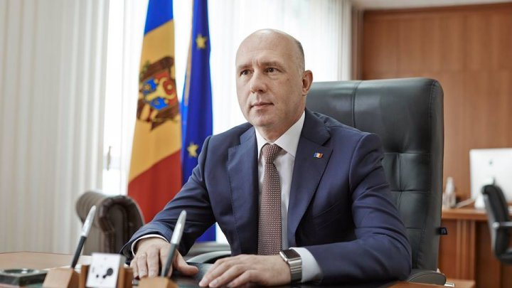 Pavel Filip a mulțumit României pentru acordarea ultimei tranșe din împrumutul de 150 de milioane de euro