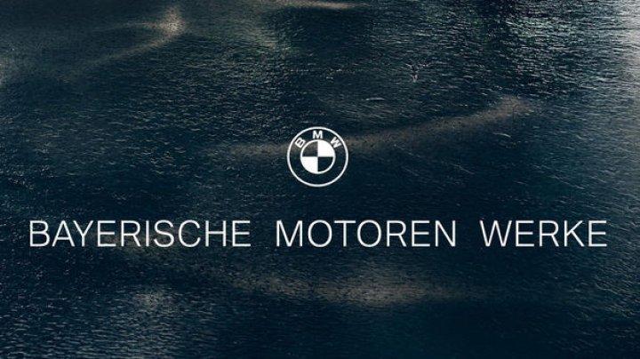 BMW lansează un logo alb-negru pentru modelele Seria 7, Seria 8, X7 și i8
