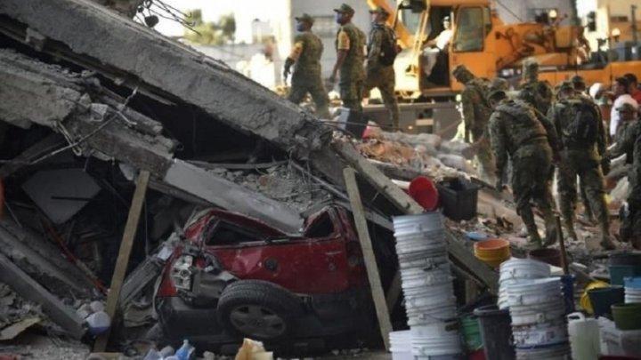 Bilanţul morţilor din Mexic CREŞTE! În ultimele zile, încă 16 oameni morţi au mai fost scoşi de sub ruine