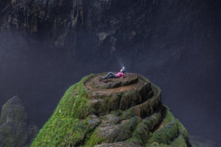 Uimitor! A găsit cea mai mare peşteră din lume. A intrat şi a dat peste O ALTĂ LUME (FOTO)