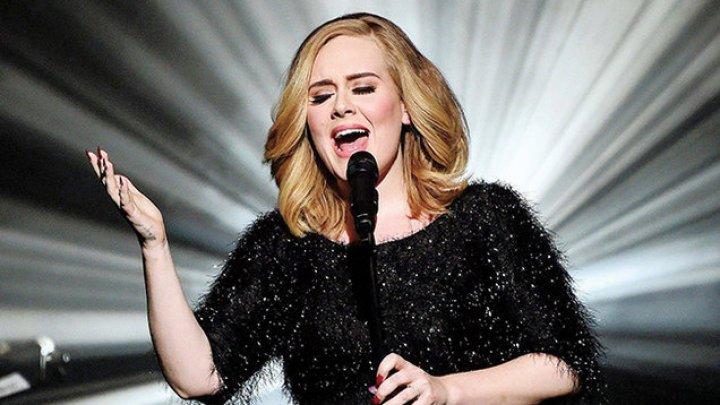 Adele, în negocieri pentru primul său rol într-un film la Hollywood