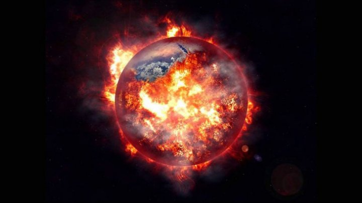 Profeție înspăimântătoare! Apocalipsa vine în septembrie-octombrie 2017