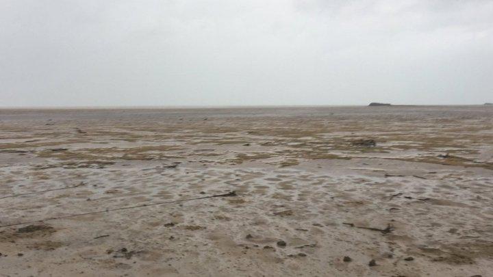 NO COMMENT: A DISPĂRUT OCEANUL în urma uraganului Irma (VIDEO)