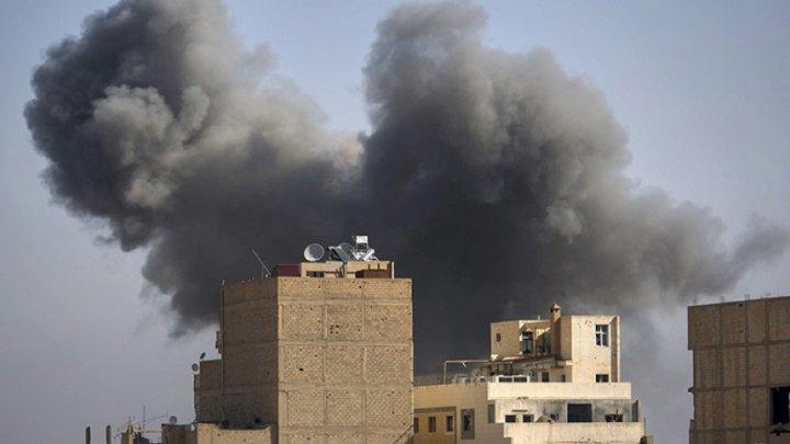 Un general rus, ucis în bombardamentele lansate de ISIS lângă oraşul sirian Deir ez-Zor