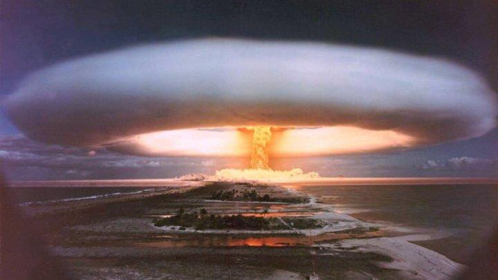 AMENINŢAREA Coreei de Nord. Ce s-ar întâmpla în primele momente după detonarea unei bombe cu hidrogen în Pacific