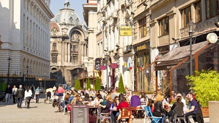 Bucureştiul depăşeşte Lisabona, Berlinul sau Amsterdamul după numărul de turişti cazaţi peste noapte