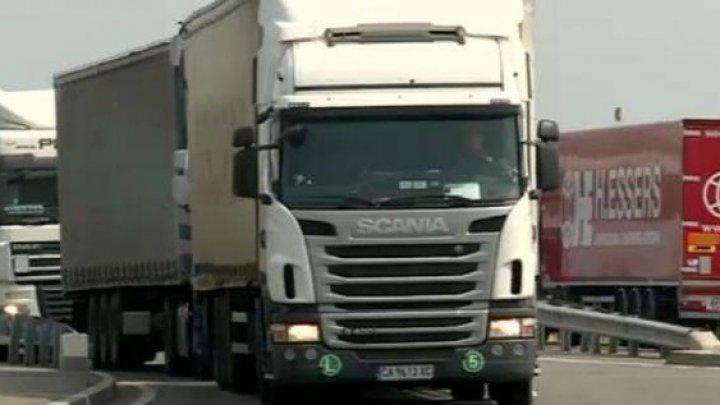 Noi controale în Ungaria. Camioanele care circulă pe autostrăzile lor, vor fi cântărite fără să mai fie oprite.