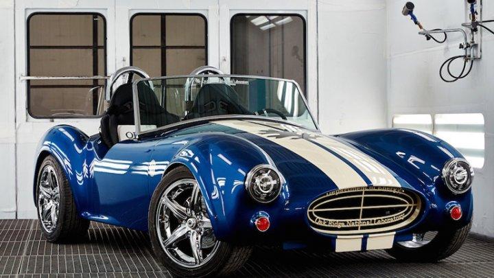 Cea mai cunoscută maşină sport americană, fabricată la imprimantă 3D (VIDEO)