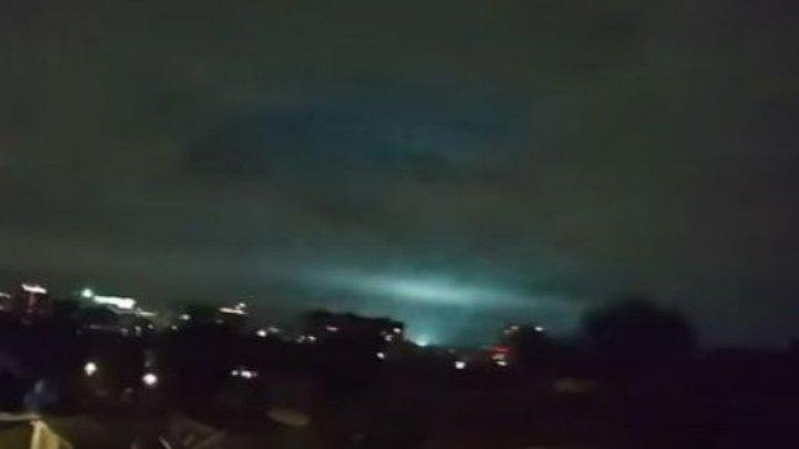 Fenomen misterios în Mexic. Ce a apărut pe cer după cutremurul devastator