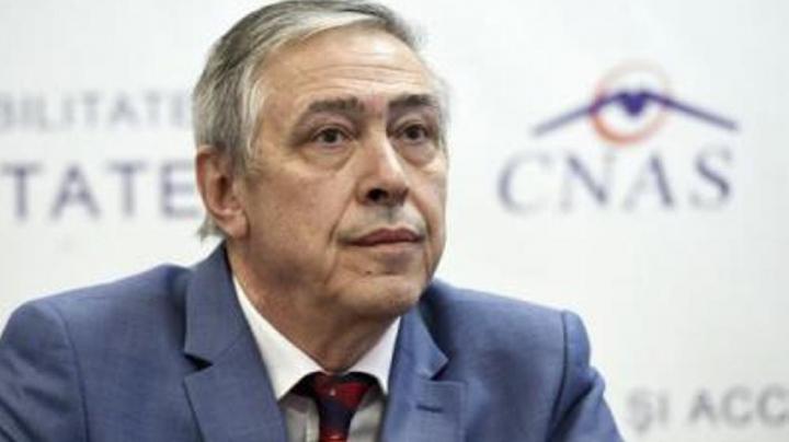 Cutremur în sistemul medical din România! 14 persoane, printre care şi şeful Casei Naţionale de Sănătate, REŢINUTE de DNA