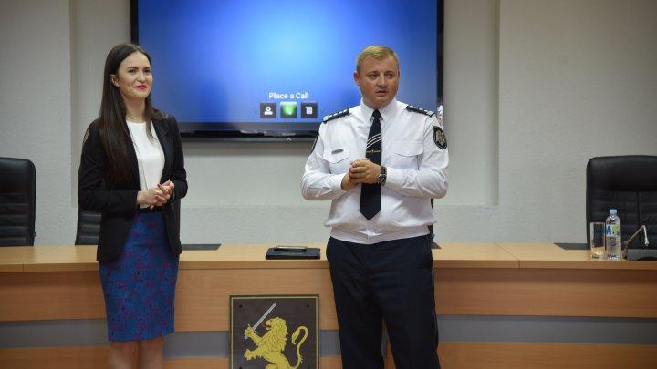 Peste 60 de polițiști au fost instruiți cu privire la tehnicile și strategiile de comunicare publică