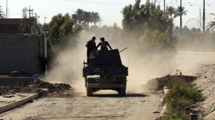 Dublu ATAC SINUCIGAŞ în Irak. Cel puţin 37 de morţi şi peste 80 de răniţi