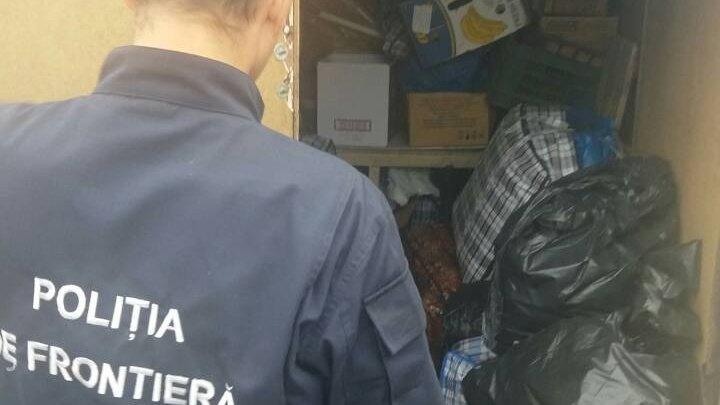 Marfă în sumă de 150 mii lei, ridicată urmare a descinderilor în piața orașului Otaci