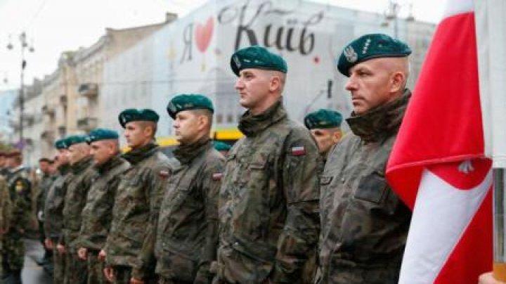 Manevrele militare la care participă soldați din 15 țări, au început în Ucraina