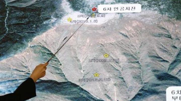 China controlează nivelul de radiație de-a lungul frontierei țării cu Coreea de Nord